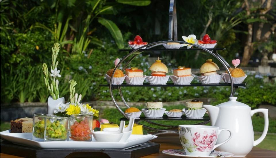 Villa Air Bali Seminyak - High Tea