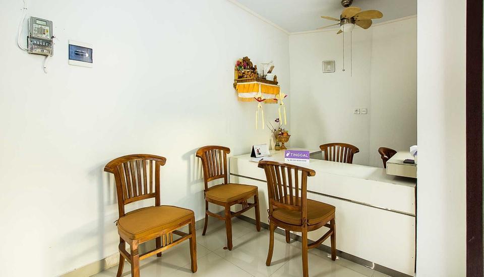 Kubu Andrey Rooms and Villas Seminyak - lobi