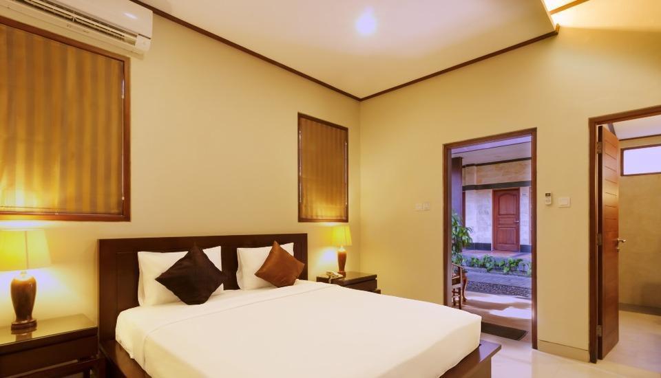 Yulia Beach Inn Bali -  Deluxe Interconnecting Room Promo Special 45%