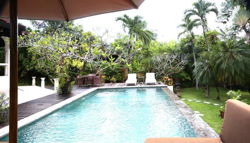 Urbanest Inn Villa Seminyak - Urbanest Inn Villa Seminyak Swimming Pool