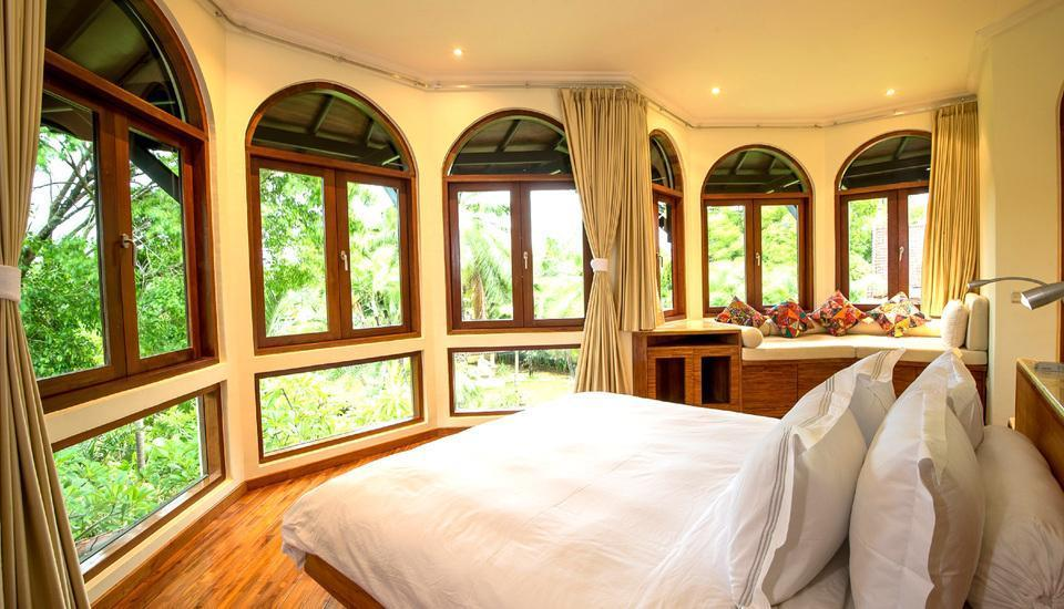 Urbanest Inn Villa Seminyak - Urbanest Inn Villa Room