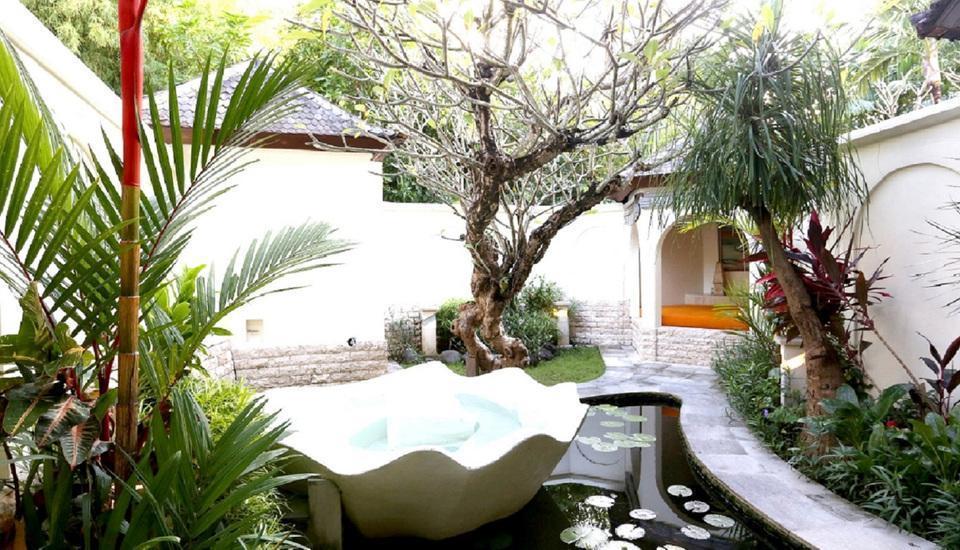 Urbanest Inn Villa Seminyak - Urbanest Inn Villa Garden