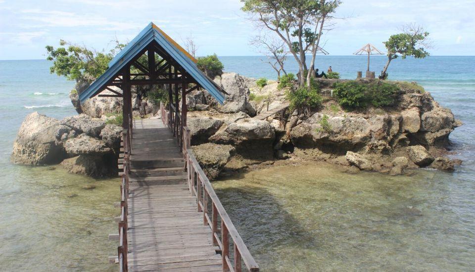 Hotel Bira Panda Beach 2 Bulukumba - Pemandangan