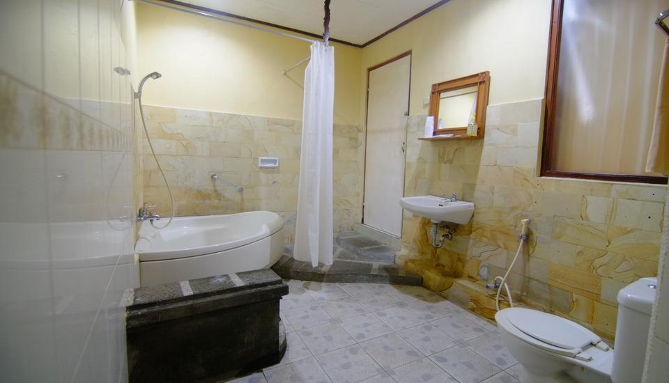 Bali Taman Lovina Resort Bali - Kamar mandi Deluxe