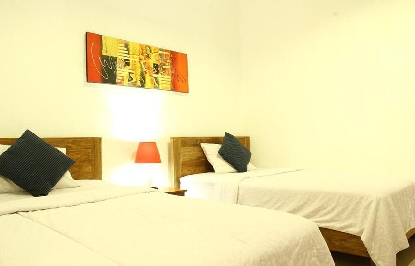 D'lumbung Suite and Residence Bali - Deluxe Twin Room Only Regular Plan