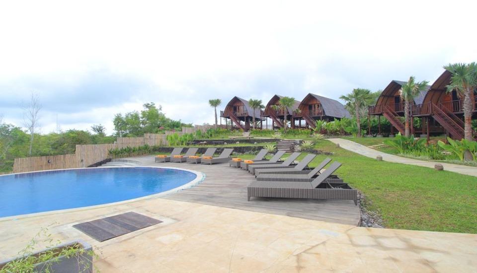The Kirana Ungasan Bali - Pool