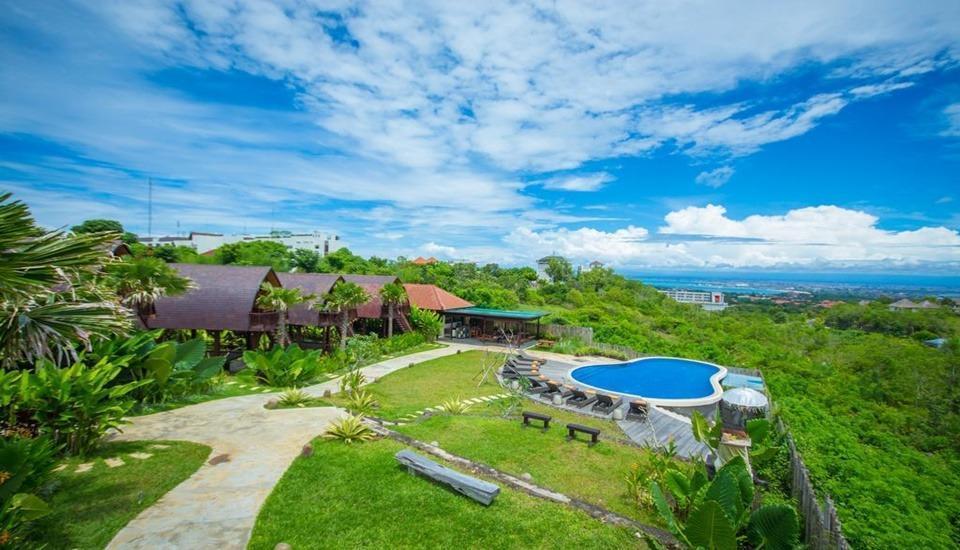 The Kirana Ungasan Bali - Exterior
