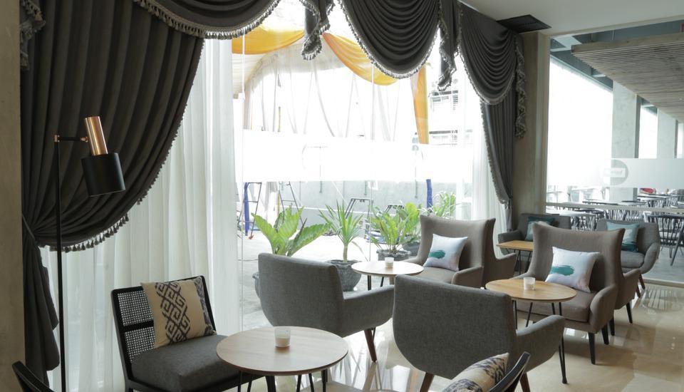 Kyriad Hotel Muraya Aceh Banda Aceh - Lounge/Seating Area