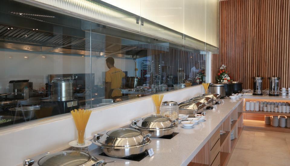 Kyriad Hotel Muraya Aceh Banda Aceh - Restaurant/Buffet