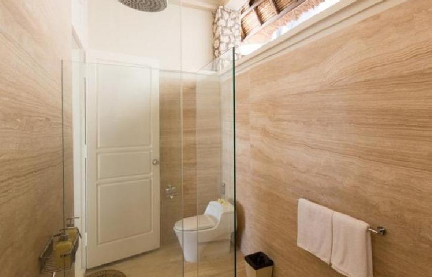 Villa Karang Putih Nagisa Bali - Kamar mandi