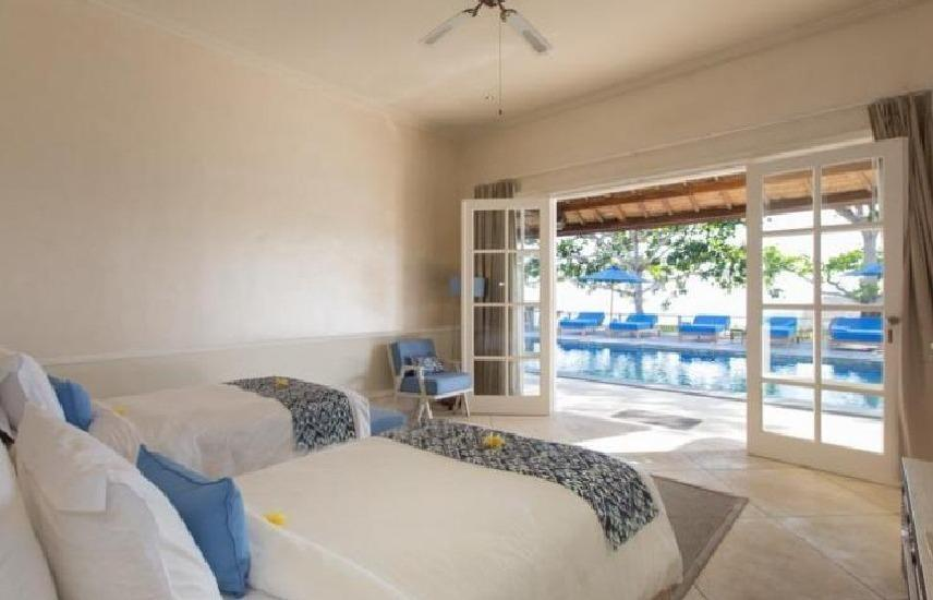 Villa Karang Putih Nagisa Bali - Kamar tidur