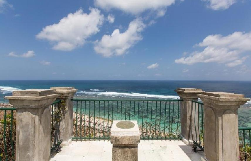 Villa Karang Putih Nagisa Bali - Gerbang