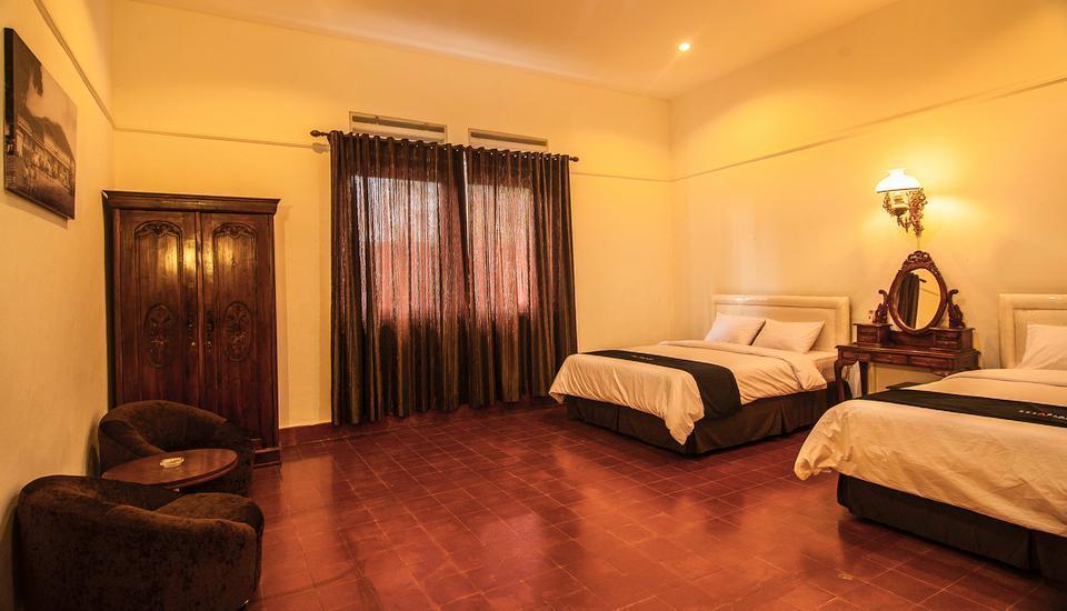 Selabintana resort sukabumi booking murah mulai 330 165 for Balcony hotel sukabumi