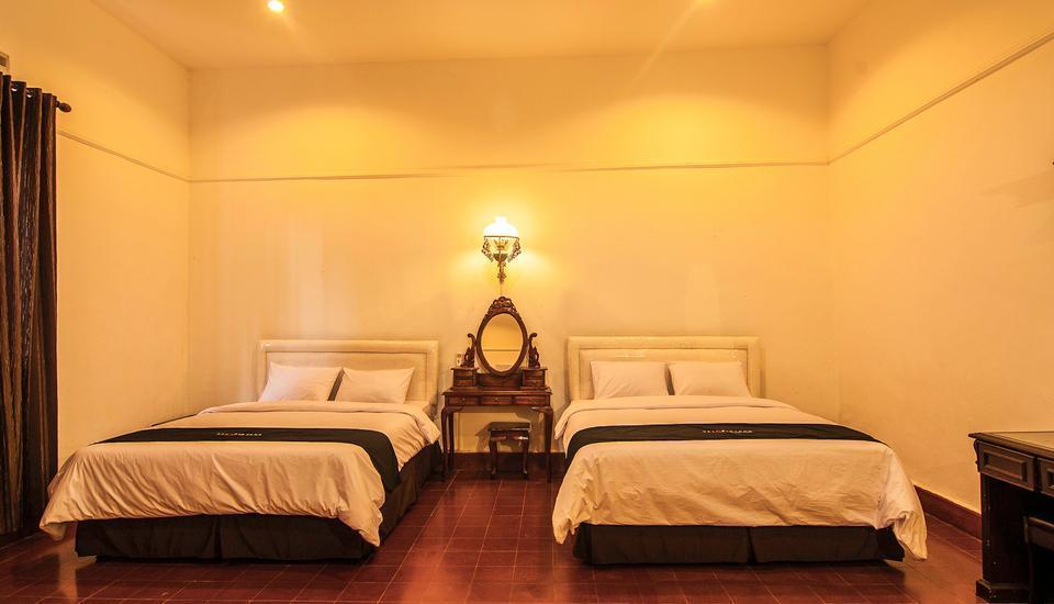 Selabintana Resort Sukabumi - Bungalow 2 Regular Plan