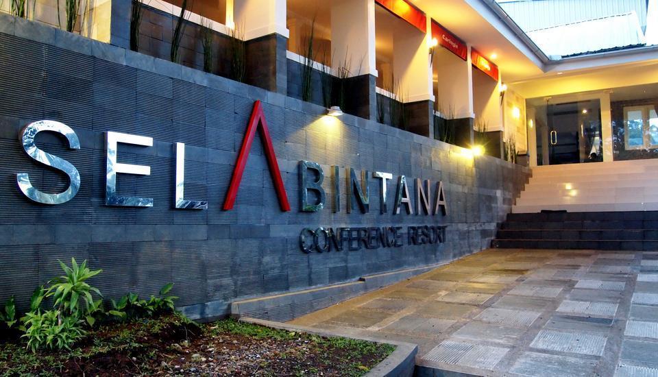 Selabintana Resort Sukabumi - Caringin lounge