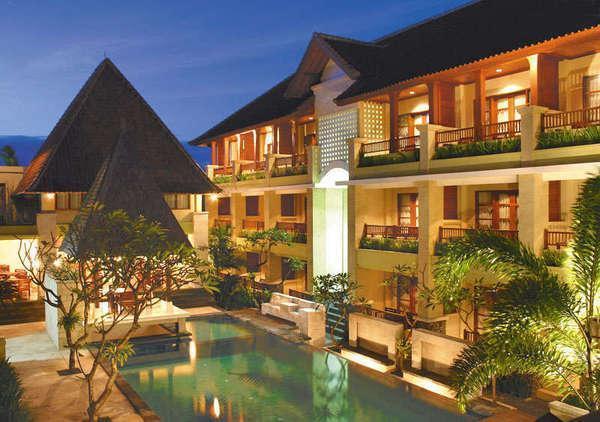 Fourteen Roses Beach Hotel Bali Booking Dan Cek Info Hotel