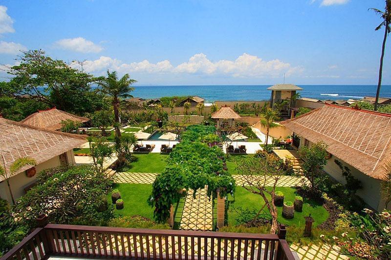 Villa Teresa Bali - Pemandangan