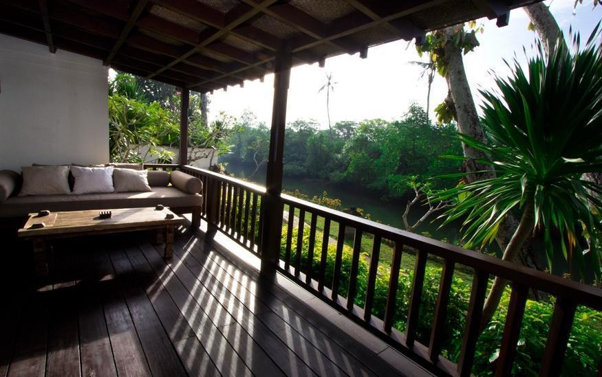 Villa Teresa Bali - Balkon