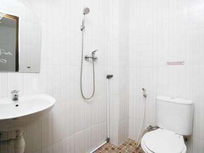 Airy Eco Pemurus Luar Ahmad Yani KM 5.5 46 Banjarmasin - Bathroom