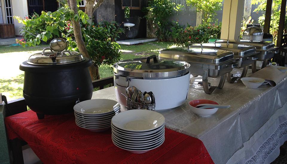 Villa RH Banyuwangi - Restaurant