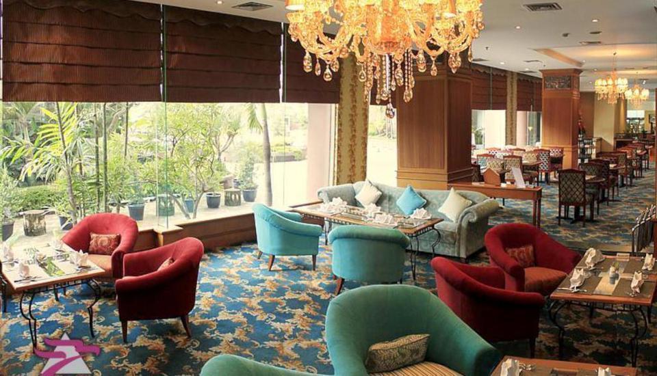 Hotel Grand Aquila Bandung - Restoran