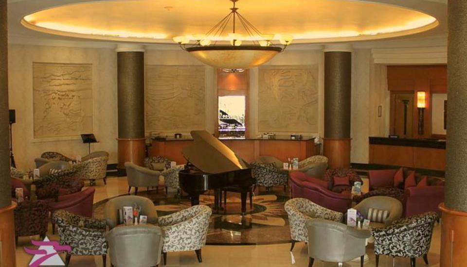 Hotel Grand Aquila Bandung - Lobby Lounge