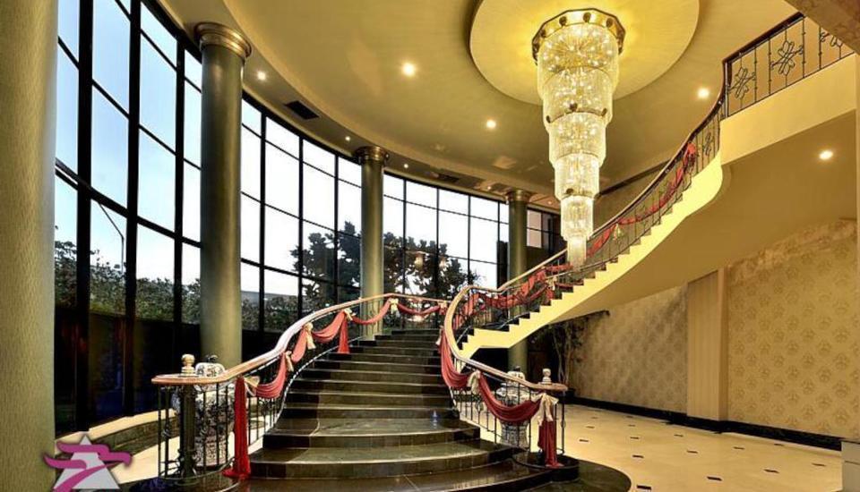 Grand Aquila Hotel Bandung - Lobby