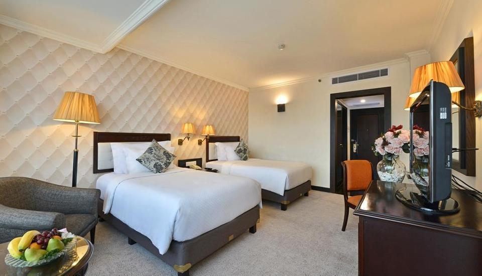 Grand Aquila Hotel Bandung - Premier Deluxe Twin