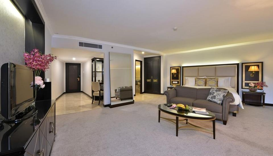 Grand Aquila Hotel Bandung - Solitaire Suite Regular Plan