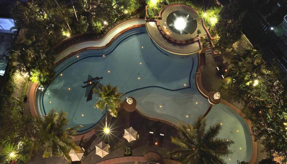 Grand Aquila Hotel Bandung - Appearance