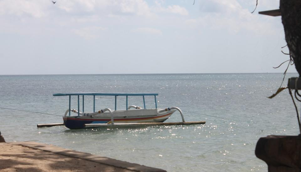 The Place Bungalow & Restaurant Sekotong Lombok - View from Bungalow