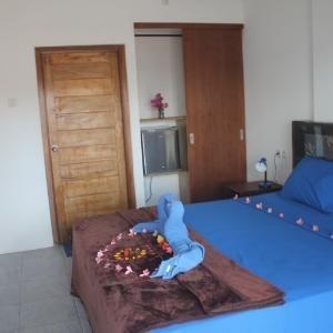The Place Bungalow & Restaurant Sekotong Lombok - Standard Double Upstair With AC Save 10%