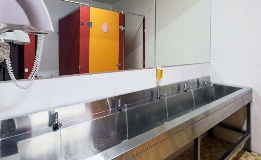 CX Hostel Legian Kelod Bali - Pencuci tangan