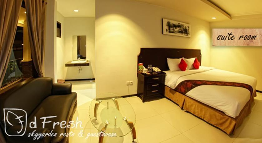DFresh Guest House Malang - Rooms1