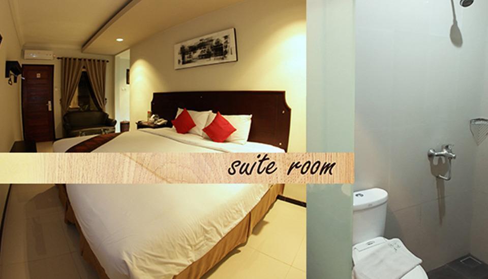 DFresh Guest House Malang - Kamar Suite Regular Plan