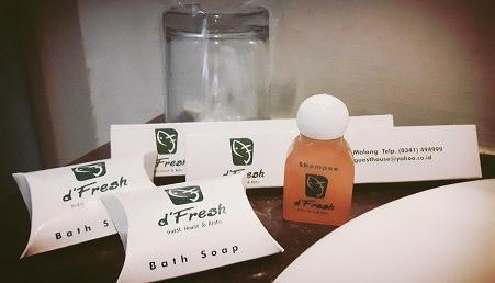 DFresh Guest House Malang - Amenities