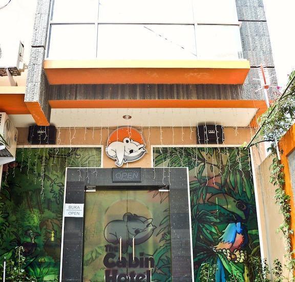 Cabin Hotel Jogja - bangunan