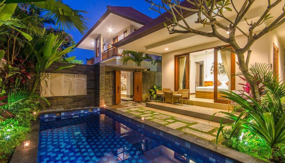LaMeli Villas Bali - Kolam Renang