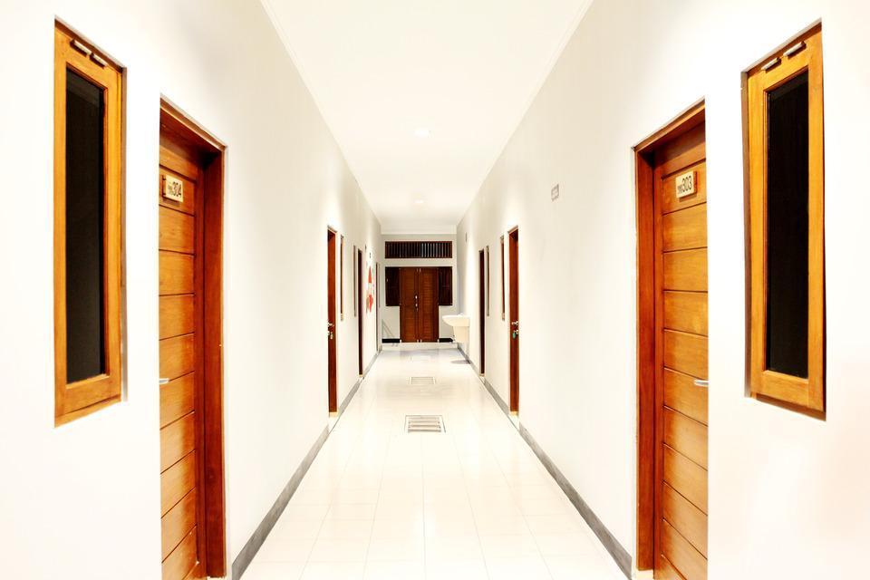 OYO 121 Ayub Residence Syariah Jakarta - Floor plan