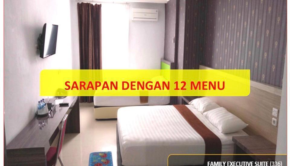 Hotel 95 Pontianak - Kamar Tamu