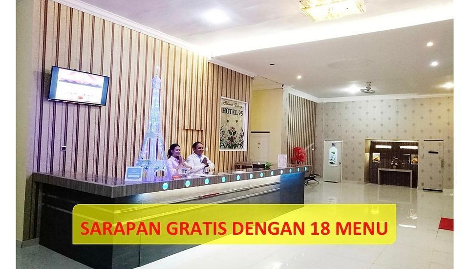 Hotel 95 Pontianak - LOBI