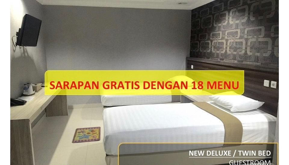 Hotel 95 Pontianak - New Deluxe Room (Gedung Baru) Regular Plan