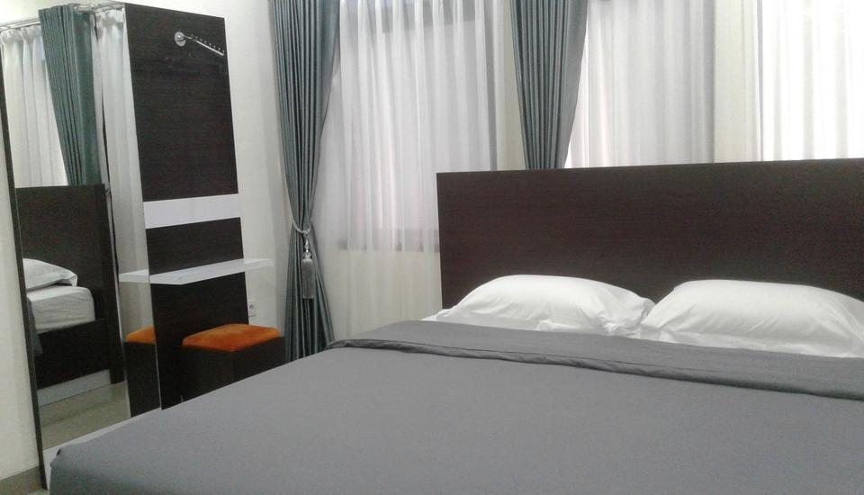 Kuwera Inn Guest House Bandung - Deluxe Double - Room Only #Widih - Pegipegi Promotion