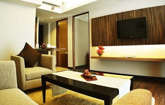 Ramada Bali Sunset Road Kuta - Junior Suite Room Regular Plan