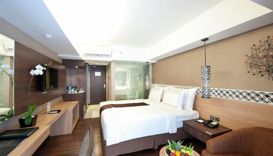 Ramada Bali Sunset Road Kuta - Superior Room  #WIDIH