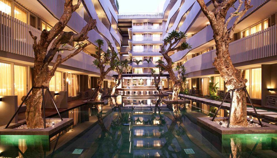 Ramada Bali Sunset Road Kuta - PEGIPEGI DINNER PACKAGES  Regular Plan