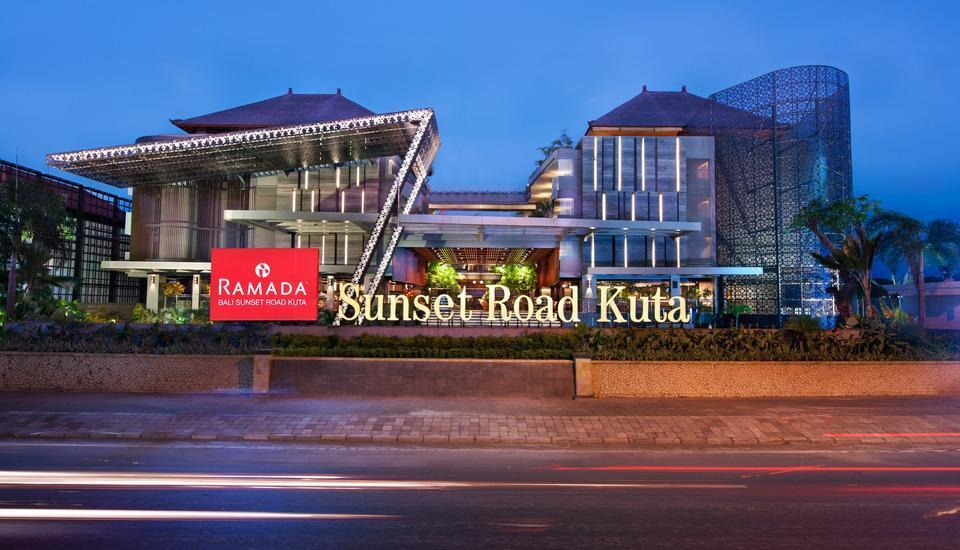 Ramada by Wyndham Bali Sunset Road Kuta - Hotel Facade