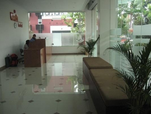 Win Hotel Panglima Polim - Lobby