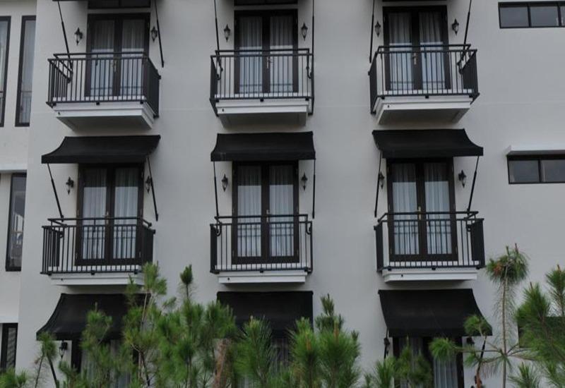 The Silk Hotel Bandung Bandung - Eksterior