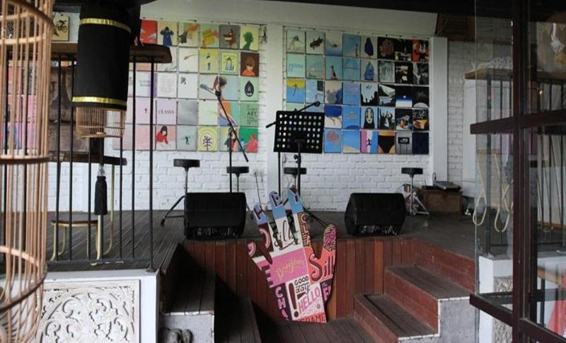 The Silk Hotel Bandung Bandung - Interior